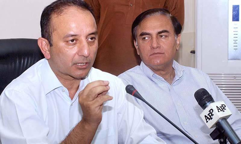 Govt follows court order regarding Pervez Musharraf: Musadik Malik