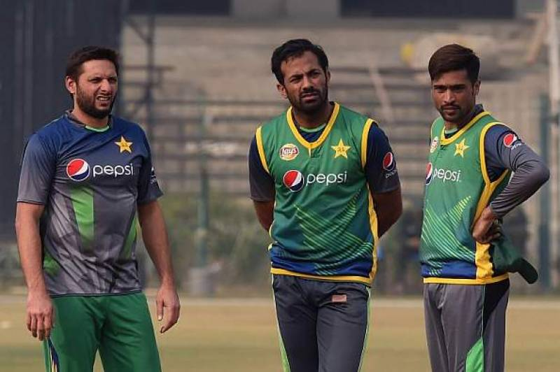 Injured Hafeez, Wahab likely to miss New Zealand match