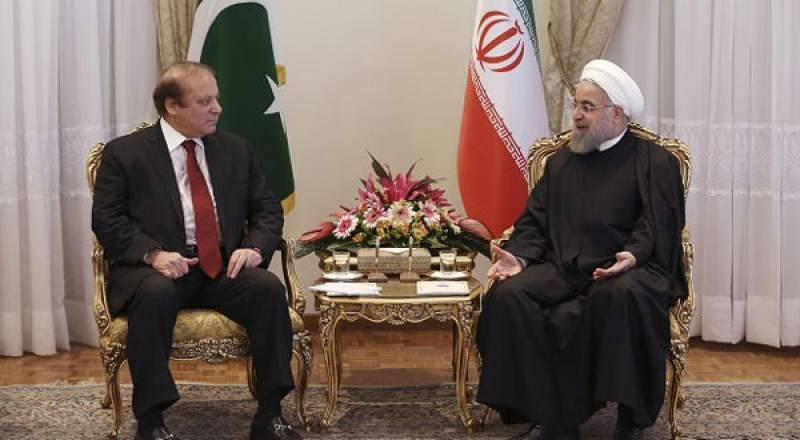 Iranian President Hassan Rouhani to visit Pakistan on Friday