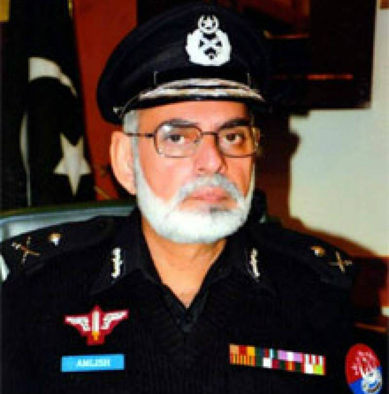Muhammad Amlish appointed as DG FIA