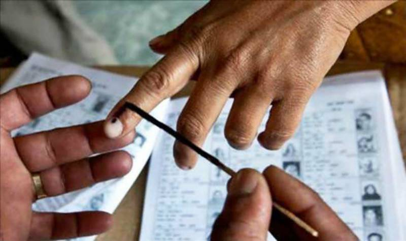 Polling for NA-101 Gujranwala by-election underway