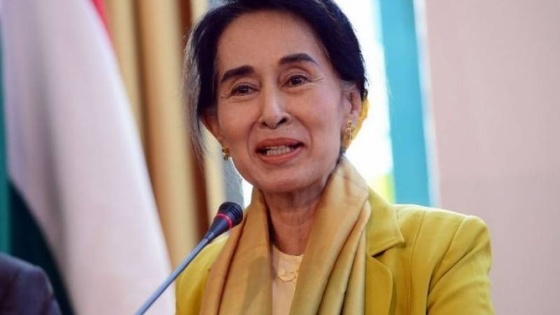 Suu Kyi to run Myanmar's foreign ministry
