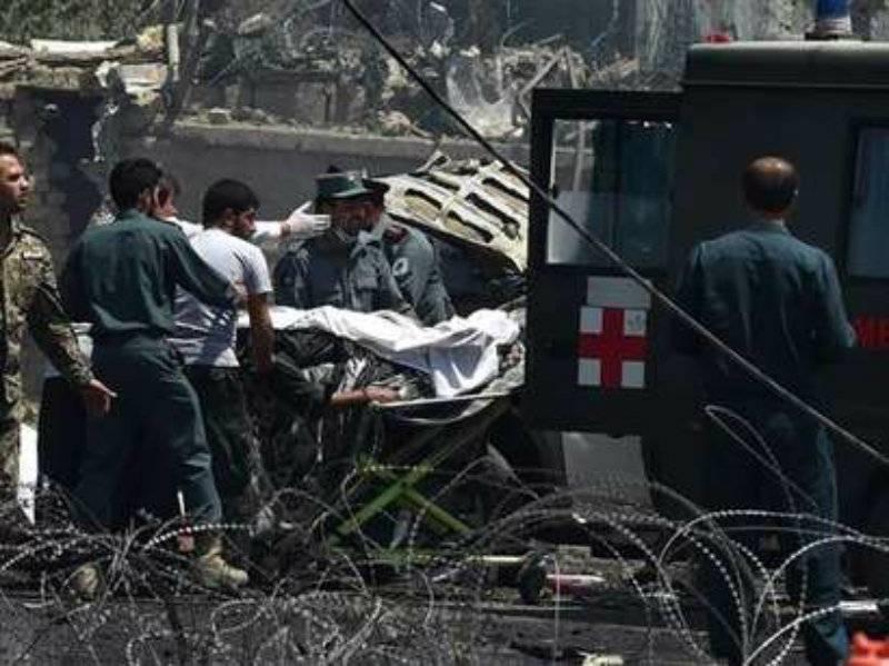 Iraq: 29 killed, 71 injured in suicide blast in football ground