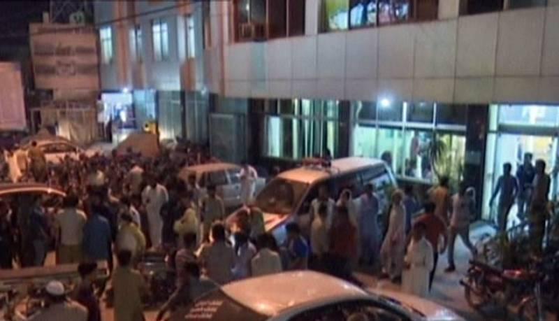 Army, Rangers begin anti-terror operation in Punjab after Lahore blast
