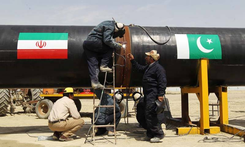 Pakistani delegation to visit Tehran to finalise gas pipeline project