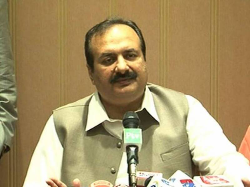 Rana Mashood resigns from Ministry of Tourism and Sports