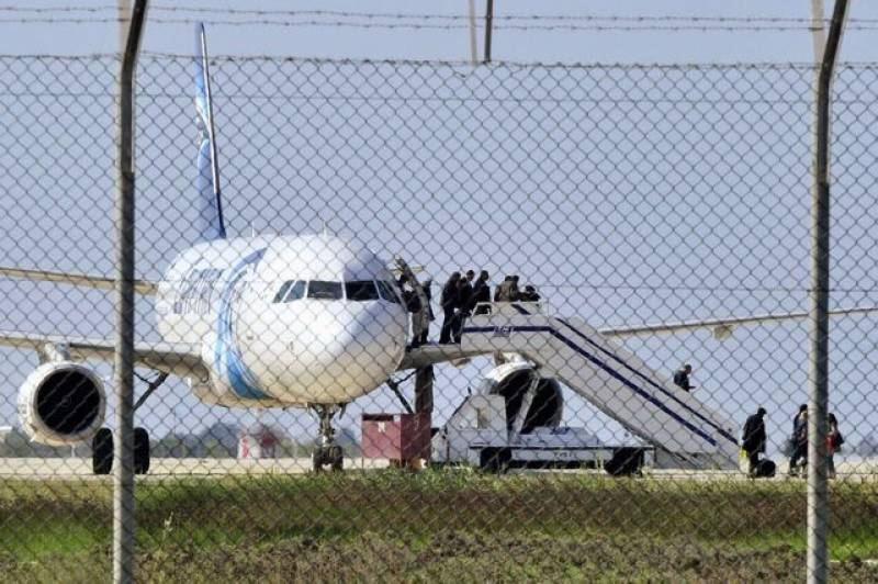 Twitter abuzz with sarcastic tweets as #EgyptAir hijacking turns out to be a 'love affair'