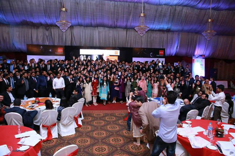 ACCA applauds toppers and new members