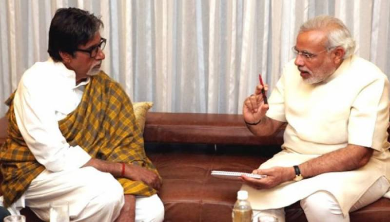 PM Modi wants to see Amitabh Bachchan as next President of India?