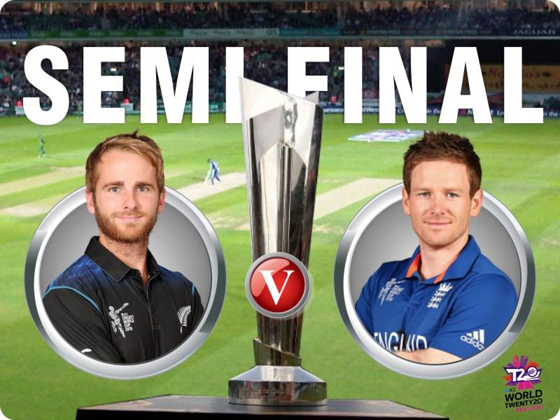 T20 World Cup 2016 Semifinals - Watch New Zealand vs England Live Streaming and Live Score: ENG won by 7 wickets