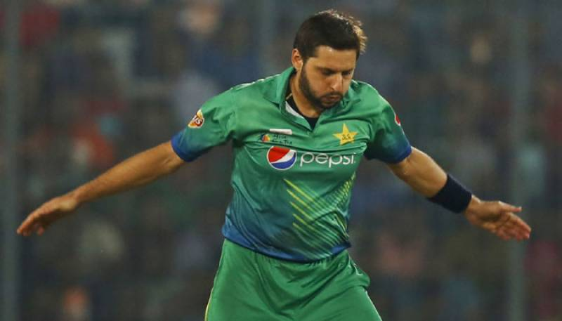 VIDEO: Shahid Afridi says SORRY for World T20 defeat