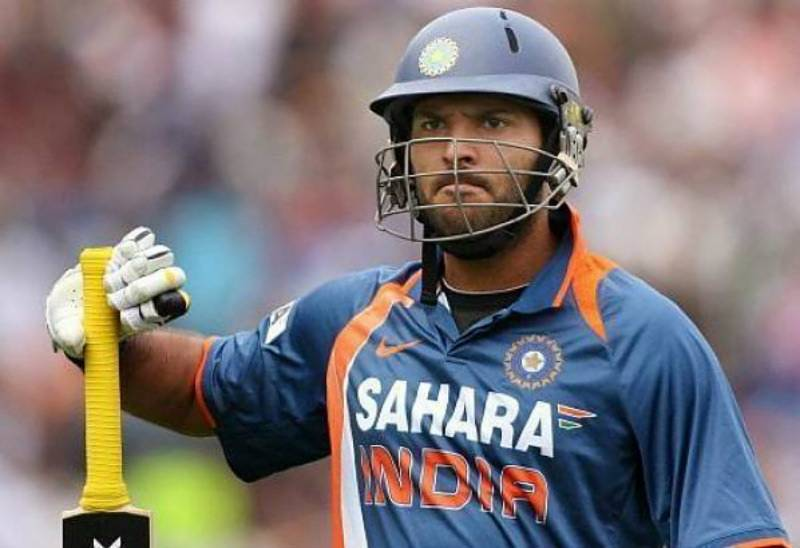 Yuvraj Singh dropped from India's T20 World Cup squad