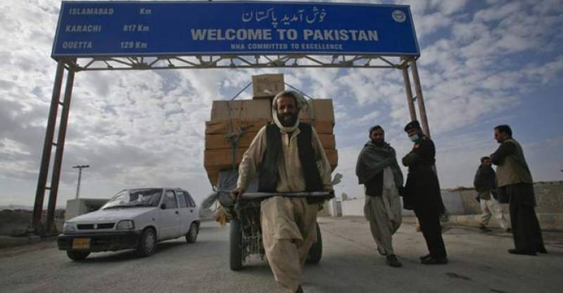 Afghanistanis will now require travel documents to enter Pakistan