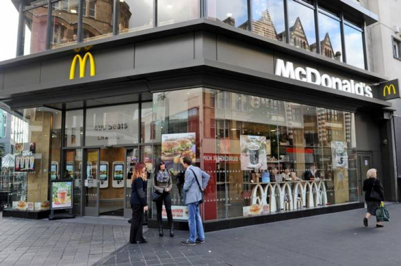 McDonalds to open 1,250 new outlets in China