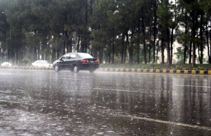 PMD forecasts rain in various parts of country in next 24-hour