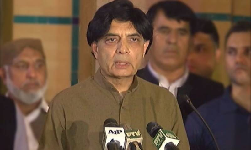 Linking of Indian spy's arrest with Iran must be avoided: Nisar