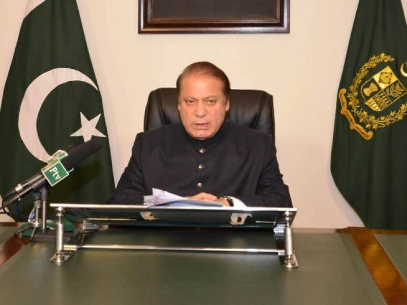 PM Nawaz orders judicial commission to probe accusations levelled in Panama Leaks