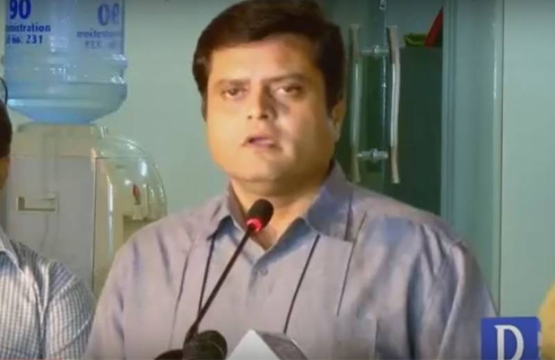 PTI's Amjadullah Khan joins MQM as polling begins for NA-245 by-election