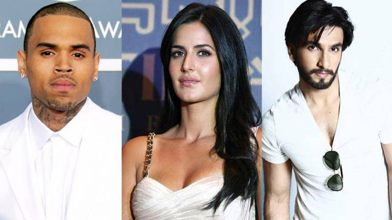 Katrina, Ranveer, Yo Yo Honey, Chris Brown to limelight IPL inaugural ceremony