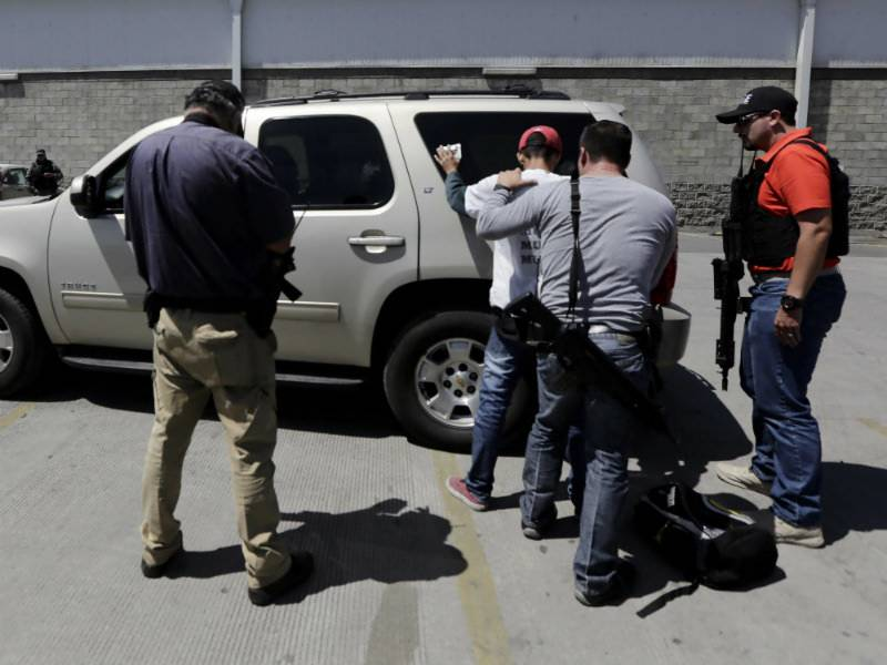 Mexico gunmen arrested after authority noticed spelling mistake