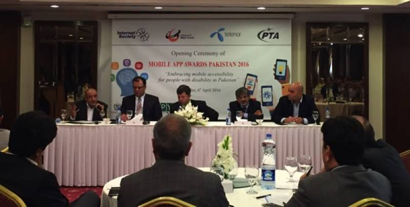 Pakistan introduces award with focus on Apps for disabled people