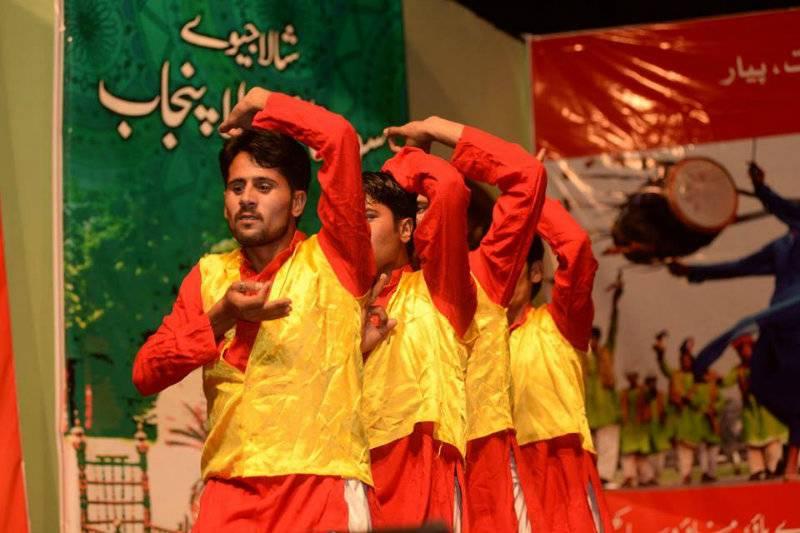 Promoting peace with Punjabi at Visakhi Mela