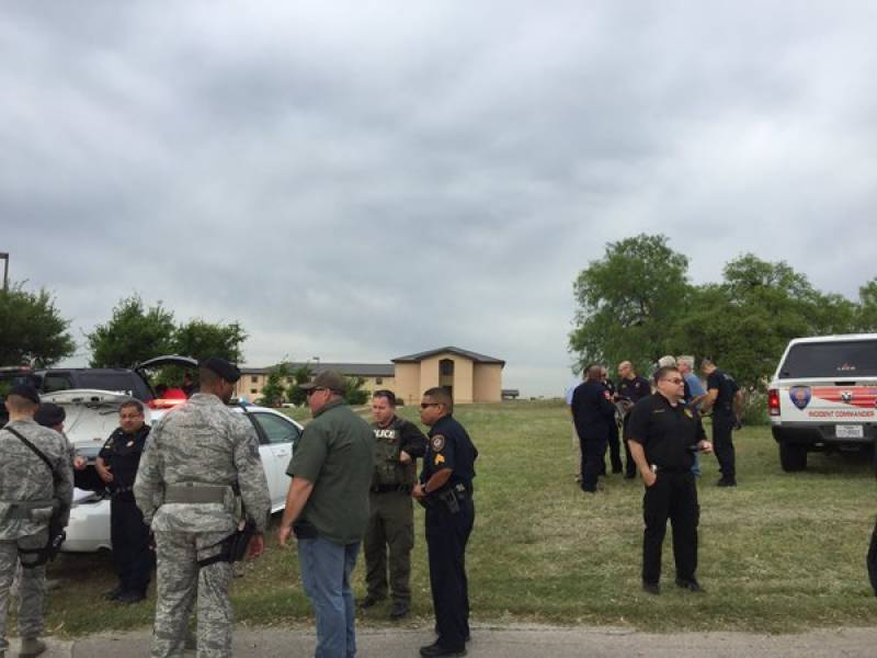 Texas: Two killed in deadly shooting at Lackland Air Force Base