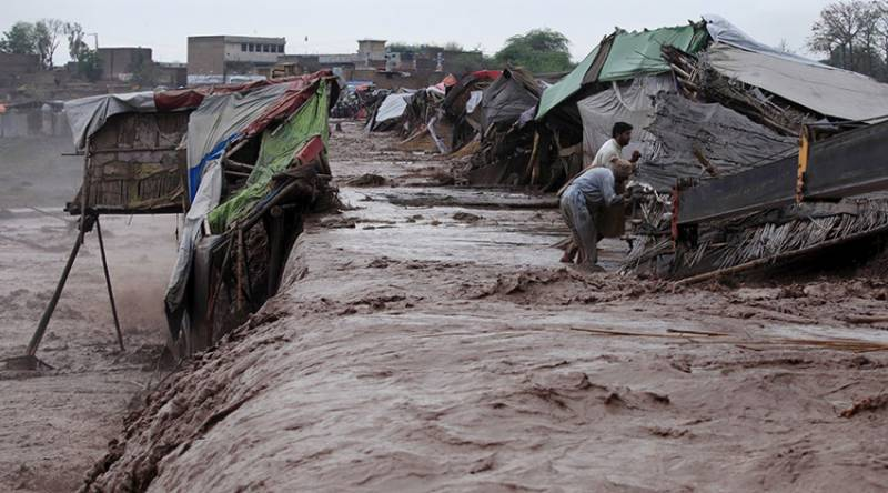 Death toll from rain-related incidents in KP rises to 90