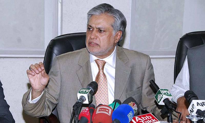 Ishaq Dar to attend WB, IMF meetings in Washington from 15-17 April
