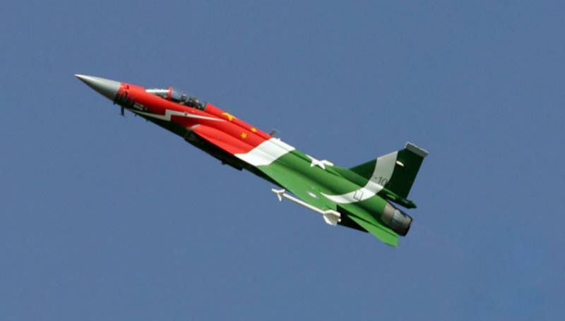 Shaheen V: China, Pakistan launch joint air force training exercise