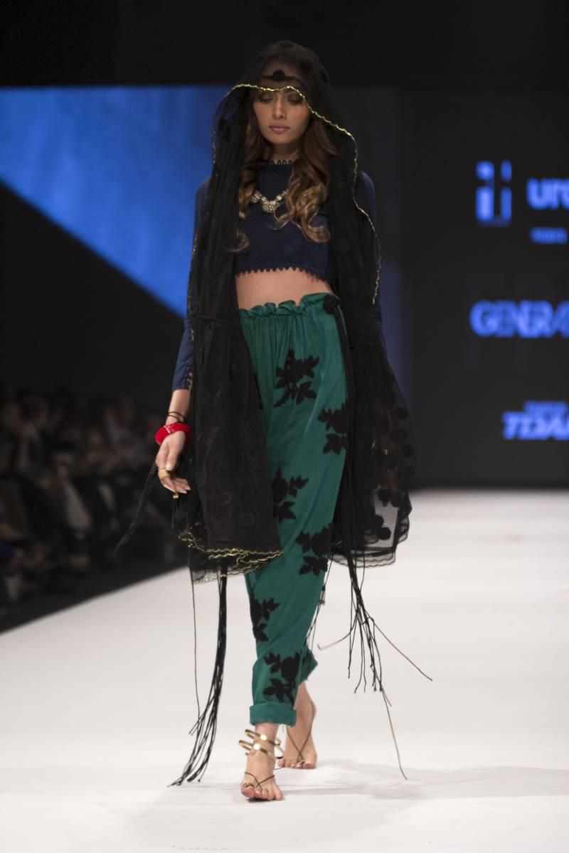 GENERATION: Pakistan's iconic ready to wear brand showcases at Fashion Pakistan Week
