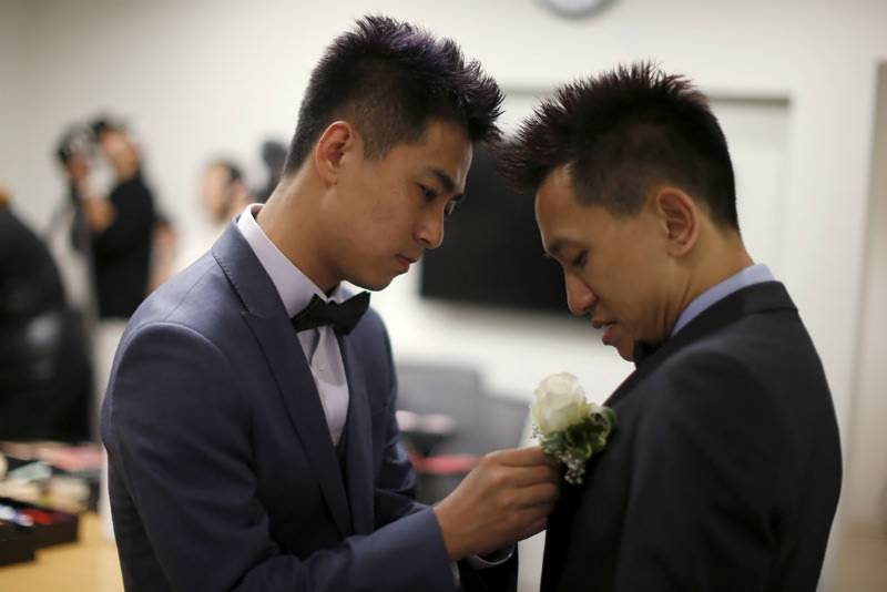 China court rules against GAY MARRIAGE in landmark case
