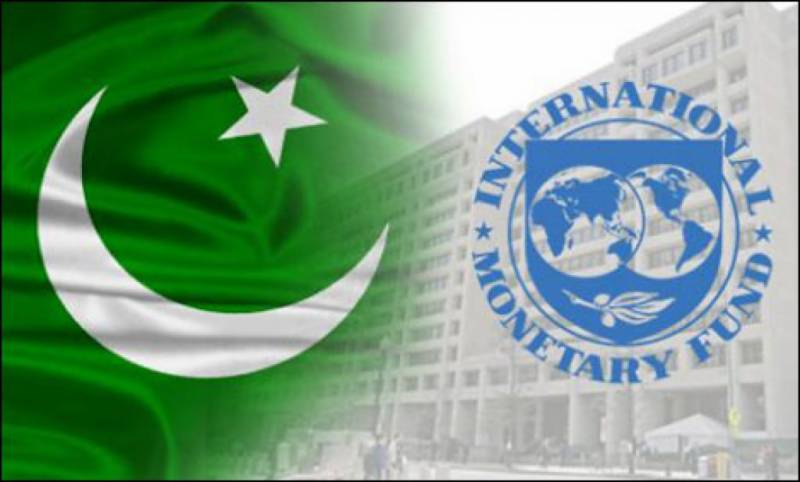 IMF projects 4.5 per cent economic growth for Pakistan this year