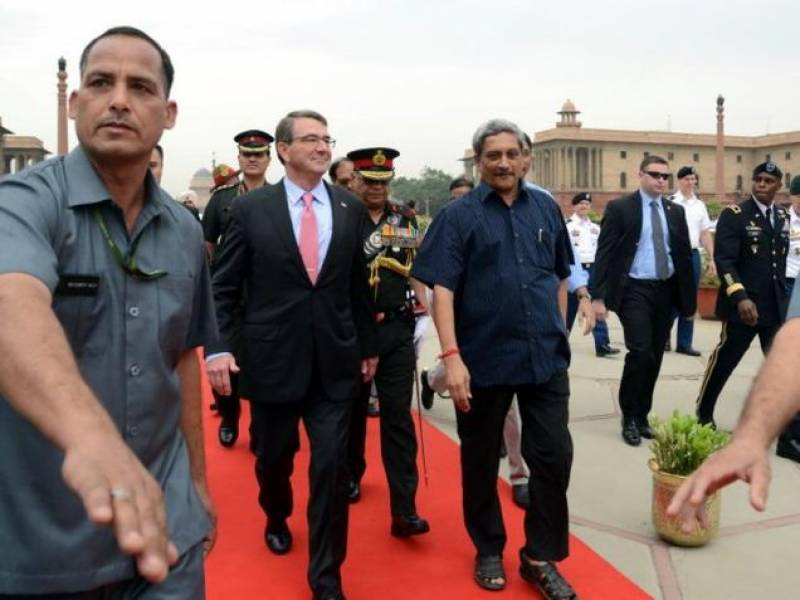 India, US agree to share military logistics