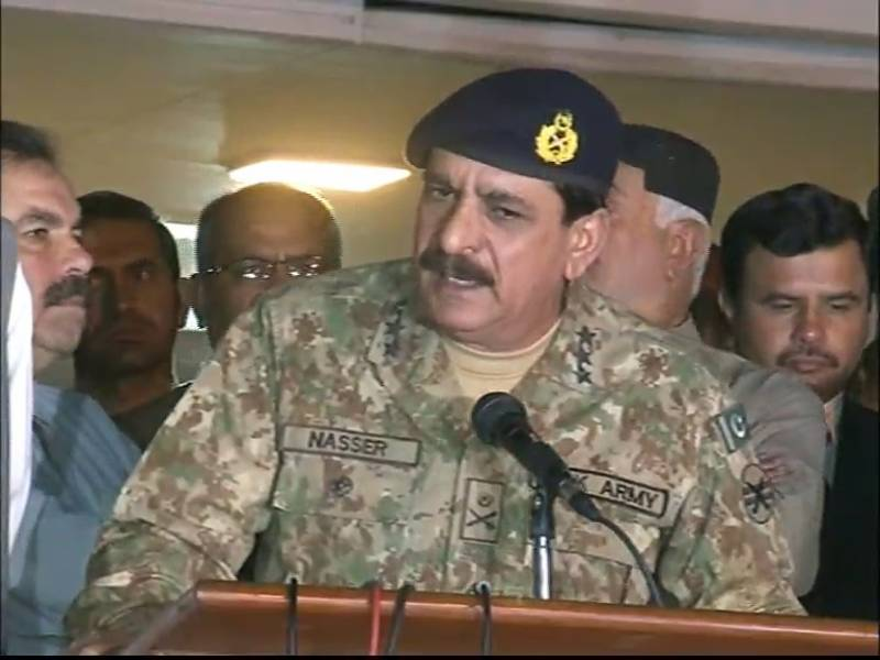 Janjua says Pakistan wishful of good ties with India