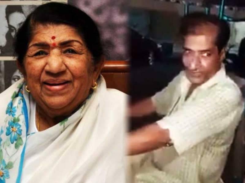 Lata Mangeshkar praises auto rickshaw driver for singing 'Yaad Piya Ki Aye
