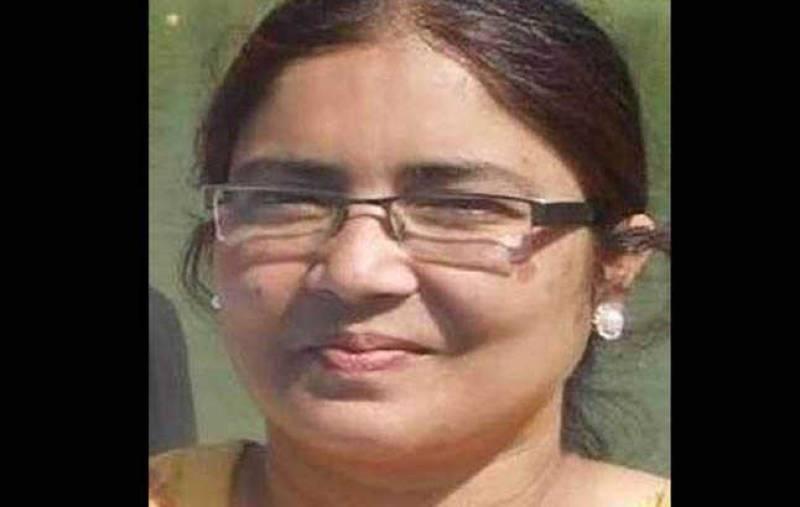 Murdered NIA officer's wife Farzana dies in hospital
