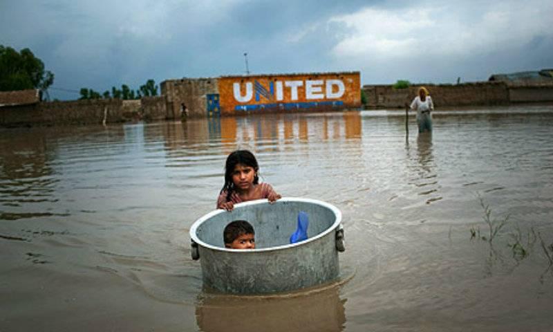 Pakistan prepares 10-year National Flood Programme