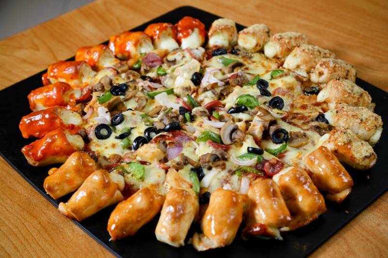 Pizza Hut launches Cheesy Bites across Pakistan