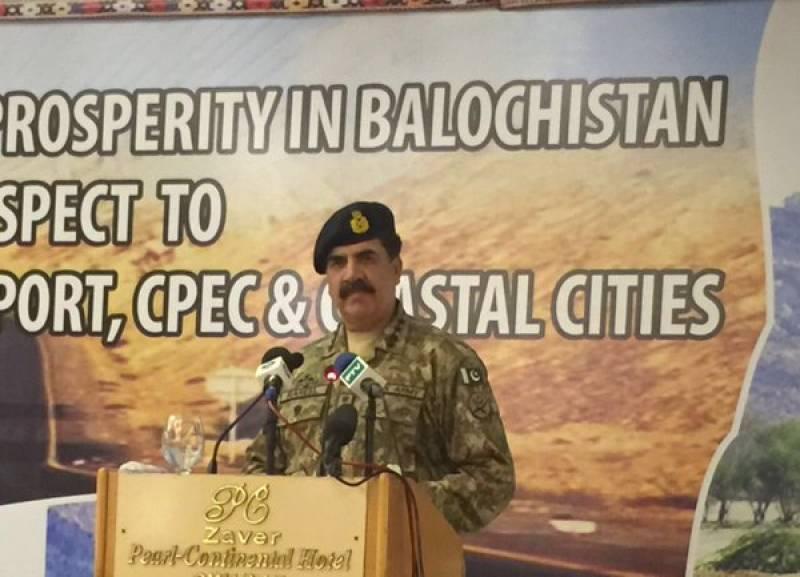 RAW sabotaging China-Pakistan Economic Corridor, says Gen Raheel Sharif