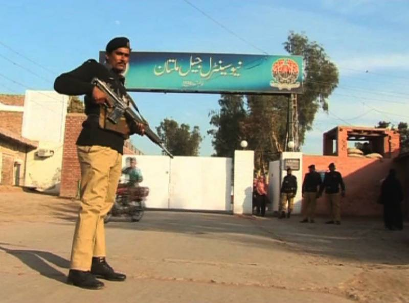 Two more convicted hanged in Multan, Haripur