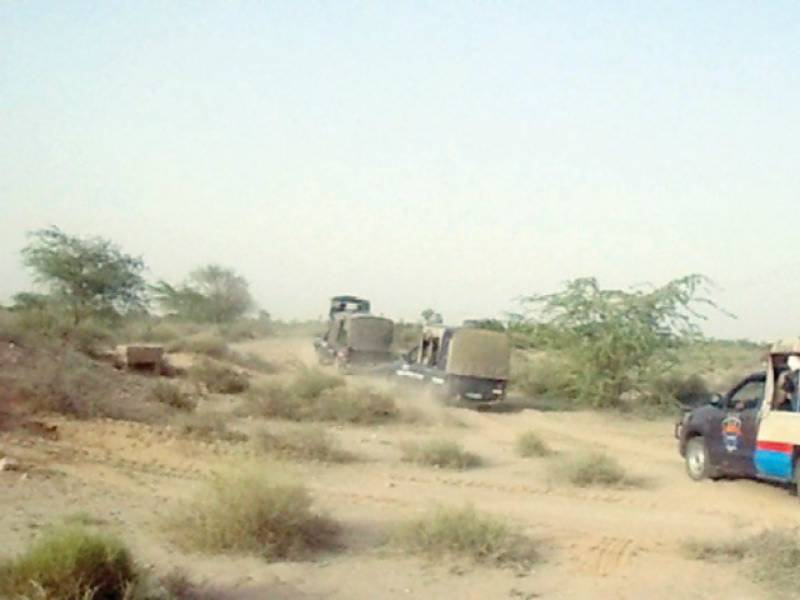 Zarb-i-Ahan: Operation against Chotu gang may fail due to lack of resources