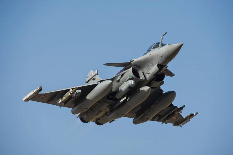 India says deal on 36 Rafale jets purchase in final stage