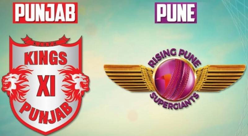 IPL 2016 Match 10: Kings XI Punjab vs Rising Pune Supergiants - Watch Live Score and Live Streaming: Punjab beat Pune Supergiants by 6 wickets
