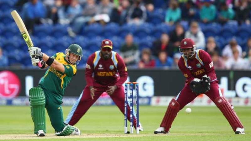 West Indies refuse to play in Pakistan