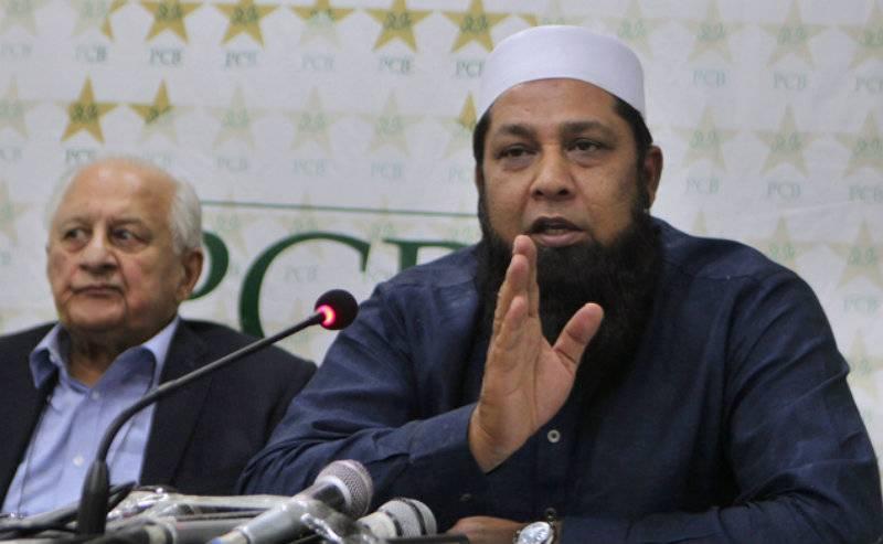 Inzamam-ul-Haq takes charge as Pakistan Chief Selector