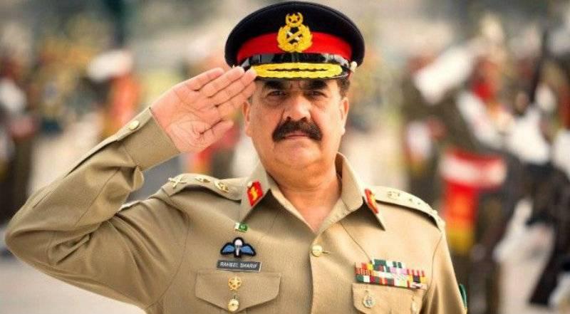 'Across the board accountability' vital for prosperous Pakistan: COAS