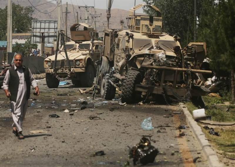 KABUL: 24 dead, over 200 injured in blast near Afghan presidency, NDS headquarter