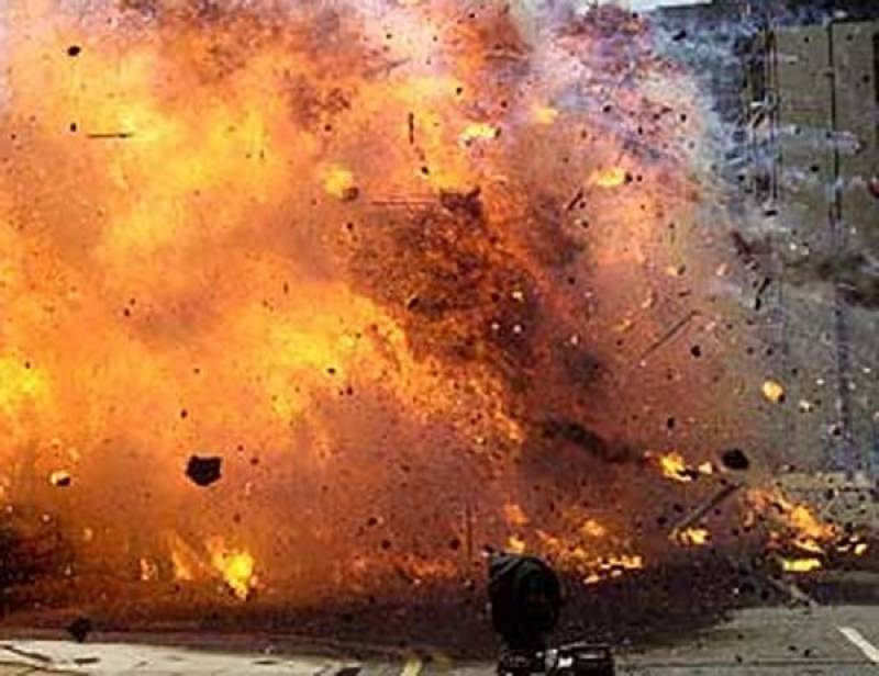 One dead, 12 injured as blast hits Excise Office in Mardan