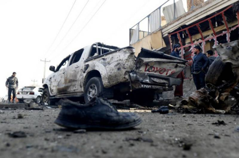 Pakistan condemns Kabul terror attack